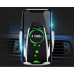 Incarcator auto Wireless cu senzor inteligent si Fast Charger