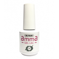 Oja semipermanenta, AmmA Gel Lac, Perfect Grey, Gri, 15 ml