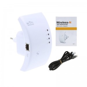 Amplificator retea semnal Wireless'N WIFI repeater