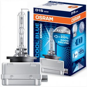Bec xenon D1S, Osram Cool Blue Intense
