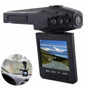 Martorul tau in trafic! Camera video auto HD NightVision - inregistrare ciclica
