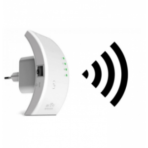 Amplificator Retea Semnal Wireless-N WiFi Repeater